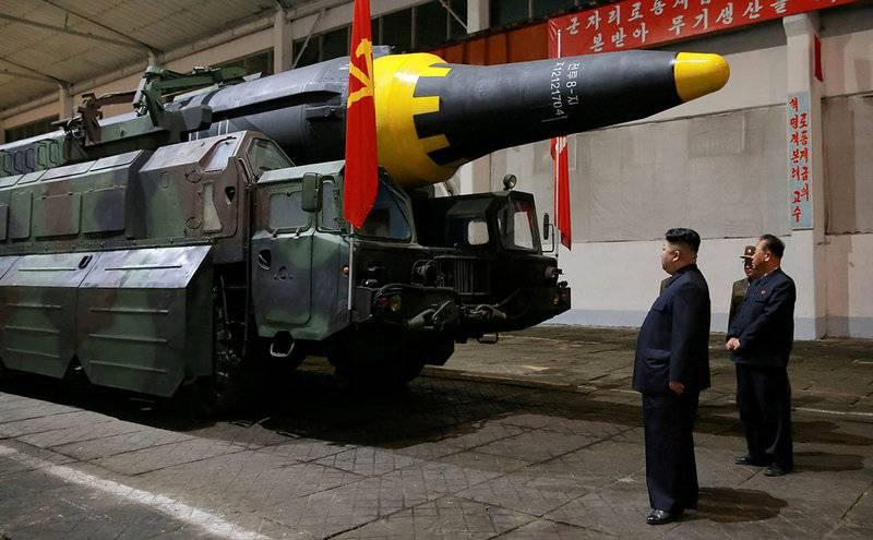 США обнаружили тайные ракетные полигоны Северной Кореи