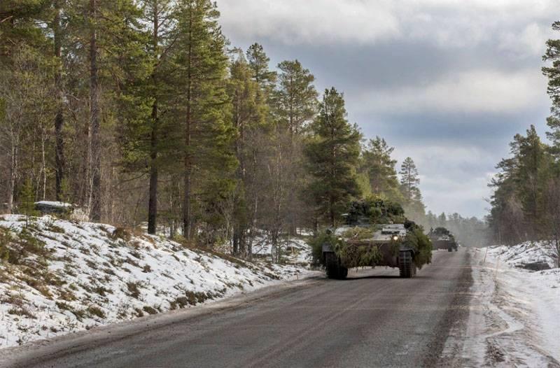 НАТО: дороги Европы должны быть готовы к большой войне