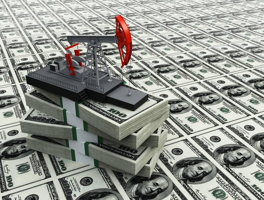 Картинка нефть и доллар