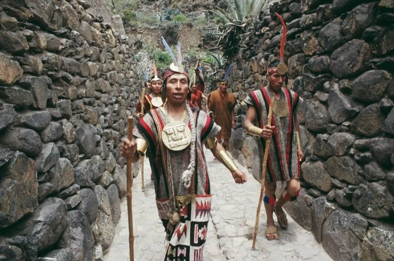 Первый металл Южной Америки. «Культуртрегеры именем Солнца» (часть 2)
