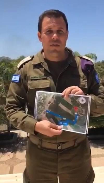 이스라엘 : 하마스가 러시아 제 ATGM 버스에서 총격.