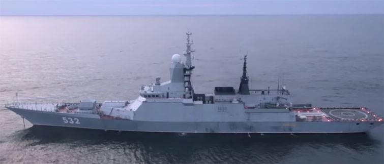 Корветы ВМФ РФ: виртуальное знакомство с реальным боевым кораблём