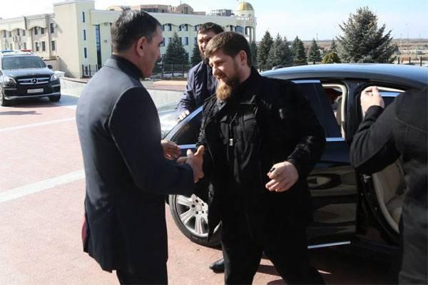 КС РФ рассмотрит запрос Евкурова о границе с Чечнёй в приоритетном порядке