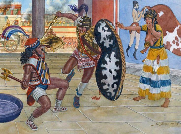 Халибы и железо в «греческой традиции» (часть 2)
