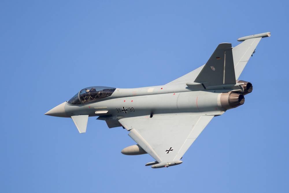 СМИ назвали новейший истребитель бундесвера бессильным против С-400