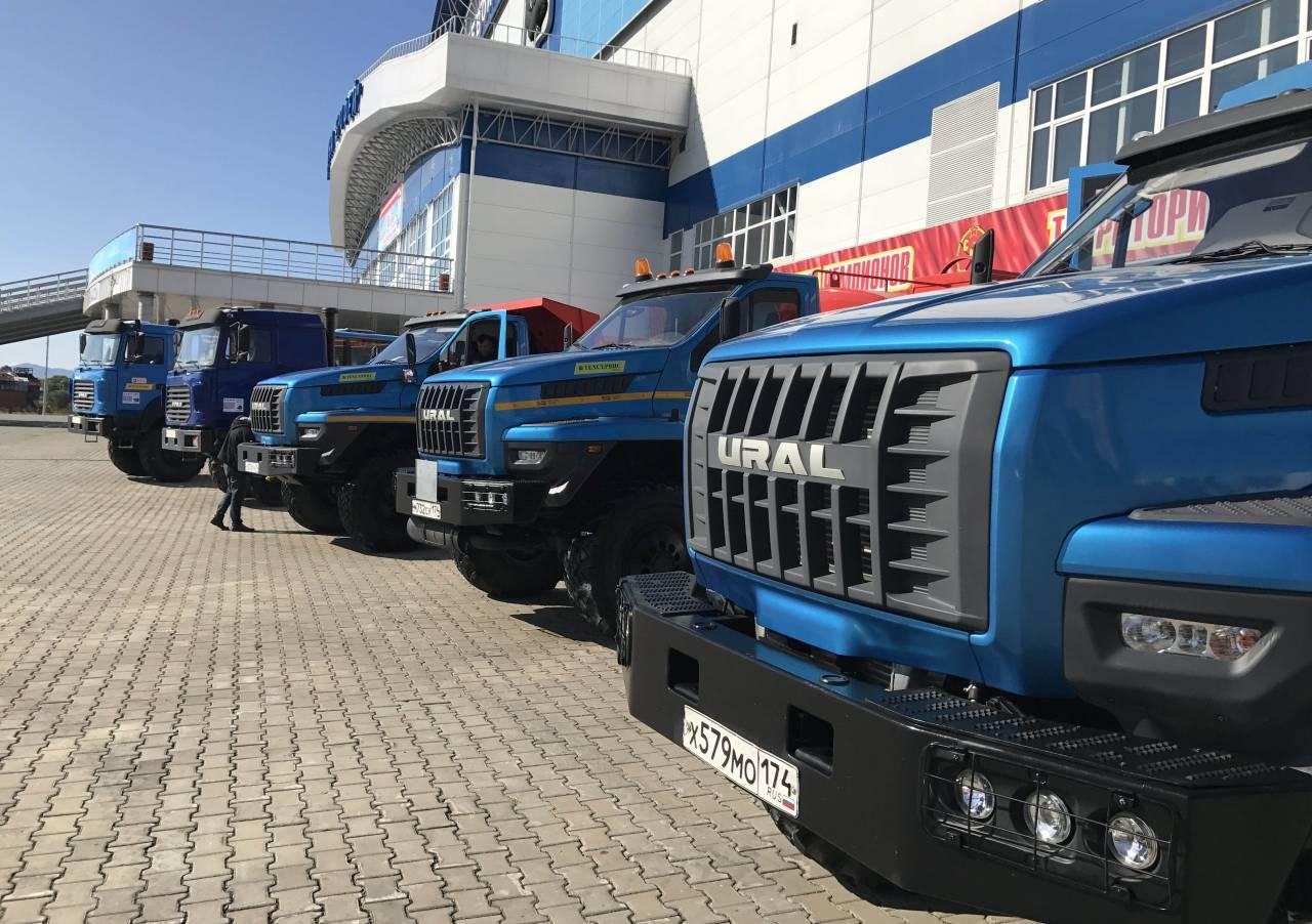 Росгвардии дадут два млрд. руб. назакупку автотехники укомпаний Дерипаски
