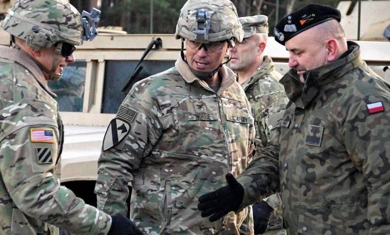 Американская база в Польше будет, но в другом виде