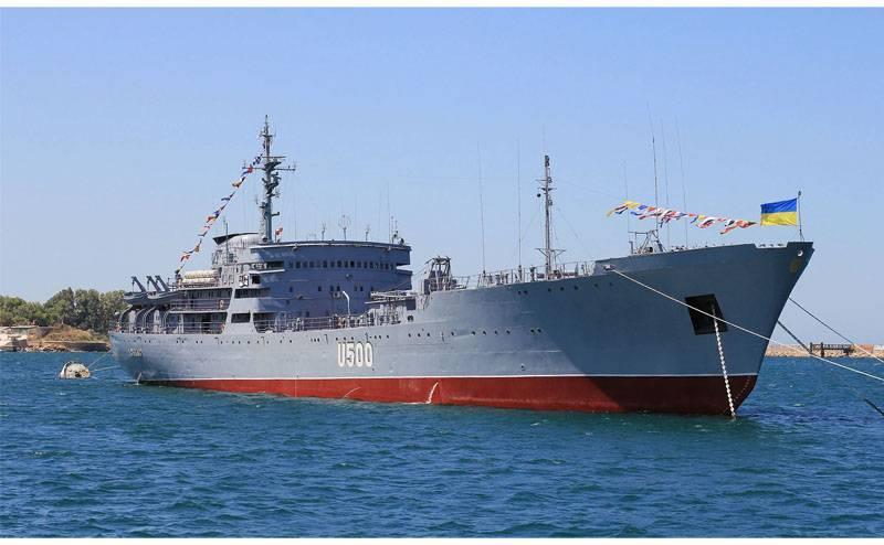 В Киеве угрожают РФ за инициативу о закрытии Азовского моря для судов Украины