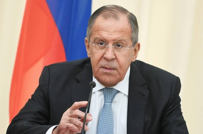 """Лавров обвинил Запад в подготовке очередного """"украинского сценария"""""""