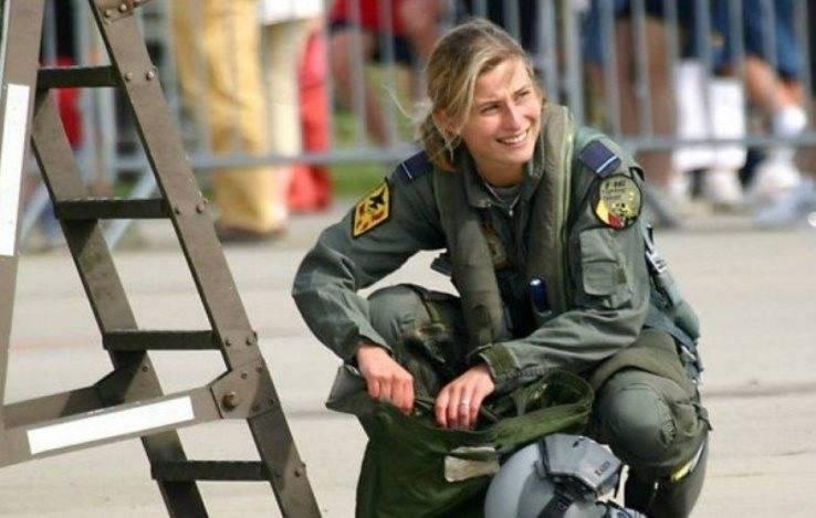 В Бельгии формируется подразделение женского спецназа