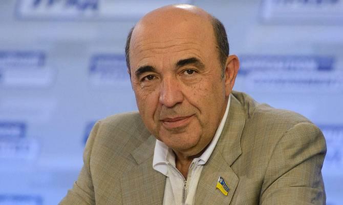 Нардеп ВРУ: Правительство Украины сегодня - это кот Базилио и лиса Алиса