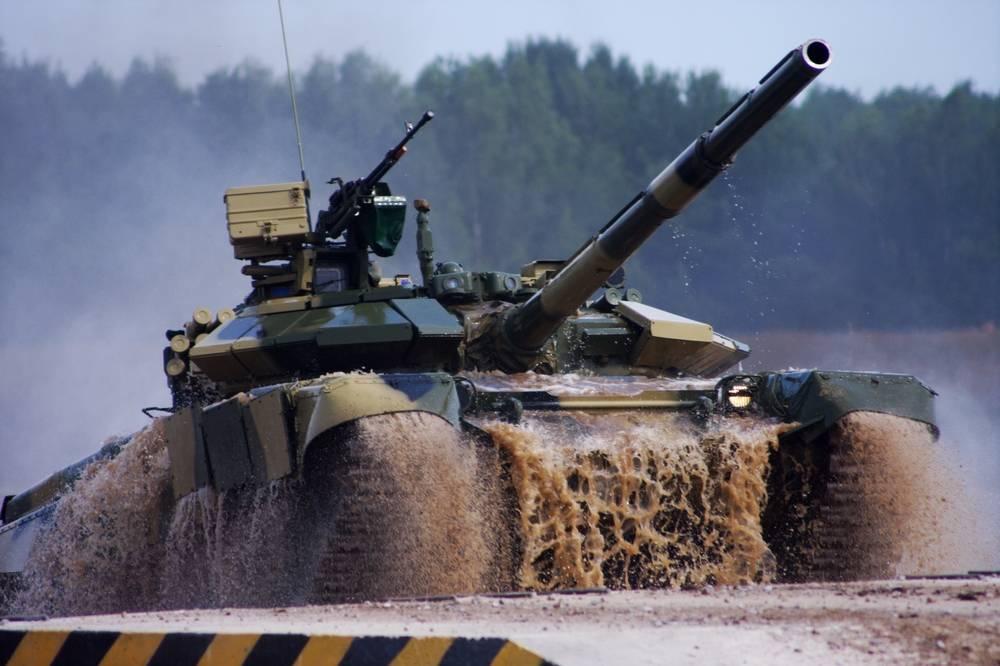 Негры танкисты на донбассе