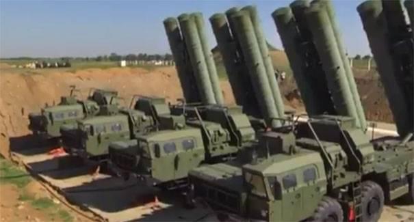 Глава турецкого МИД в США Покупка С-400 у нашего союзника- дело решённое