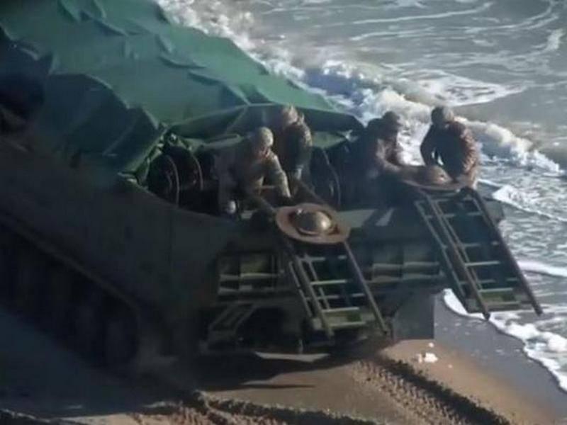 """ВСУ отразили очередную """"атаку"""" на азовское побережье"""