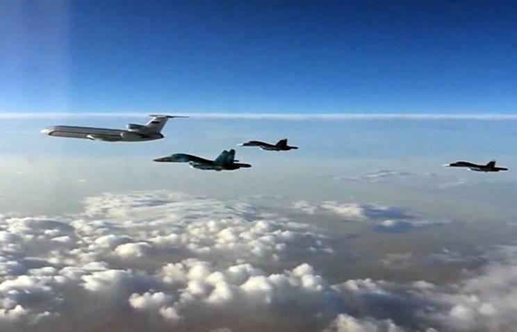 Су-34: боевое применение в Грузии и Сирии