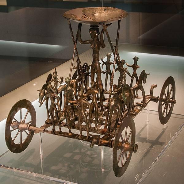 Гальштатцы – европейцы железного века. Древние могилы рассказывают (часть 1)