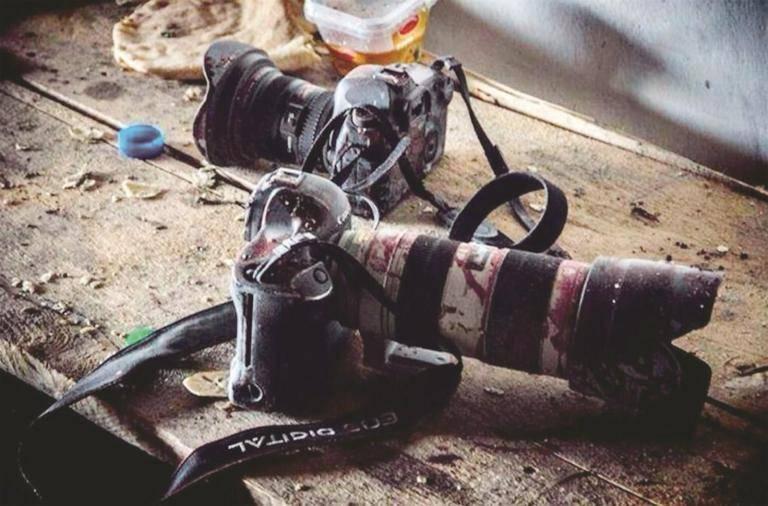 Почти 700 сотрудников различных СМИ погибли в Сирии с начала войны