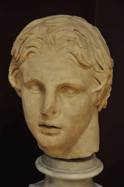 アレキサンダー大王の帝国の崩壊