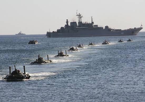 समुद्र से हमला। नौसेना उभयचर क्षमताओं को कैसे लौटाएं