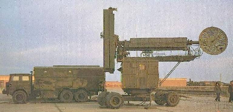 苏联C-75防空系统的外国副本(2的一部分)