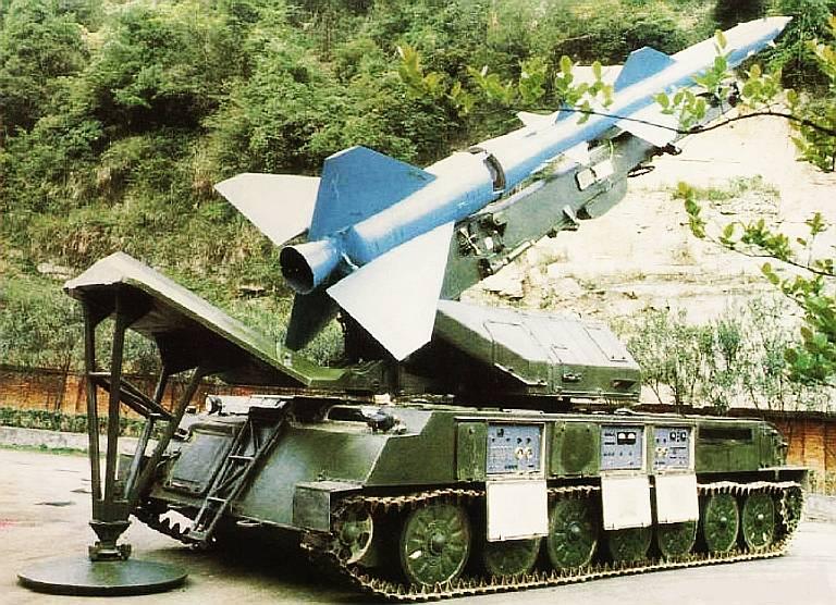 Зарубежные копии советского ЗРК С-75 (часть 2)