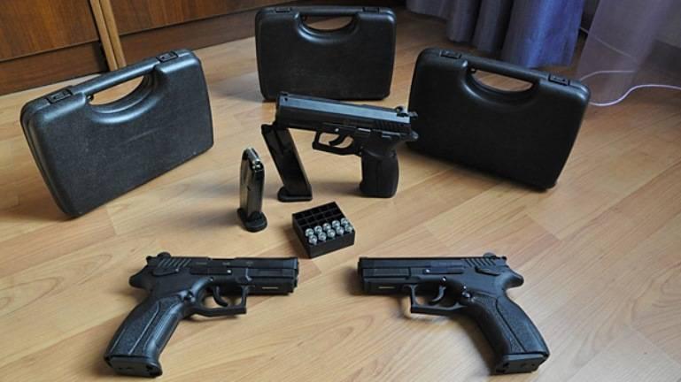 В РФ предложили ужесточить наказание за ношение оружия в пьяном виде