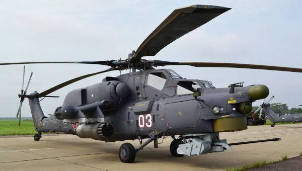 """""""Gece Avcısı"""" (Mi-28NM) için motorun geliştirilmesi tamamlandı"""