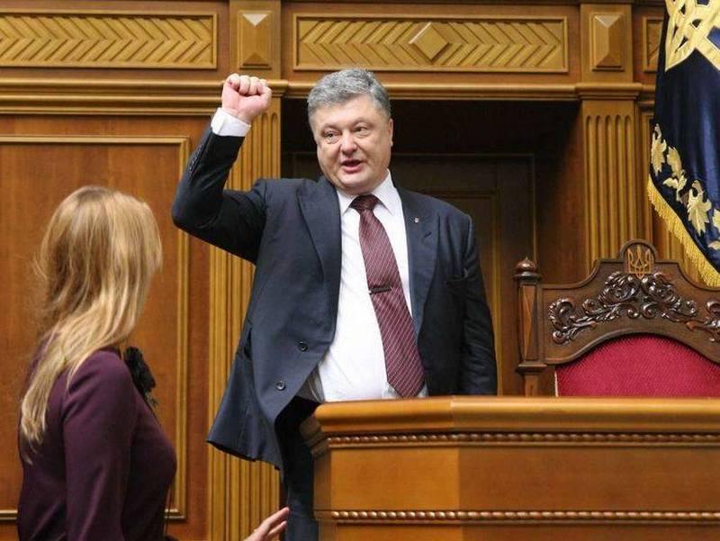 На Украине опубликовали не тот указ о введении военного положения
