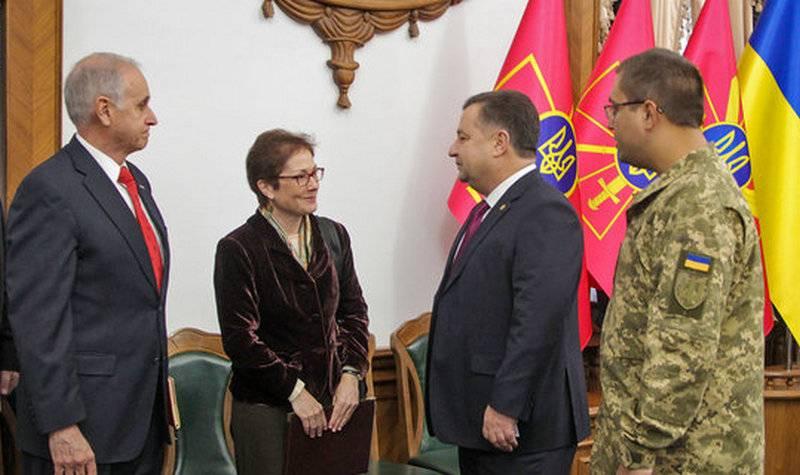 В Минобороны Украины появился новый стратегический советник из США