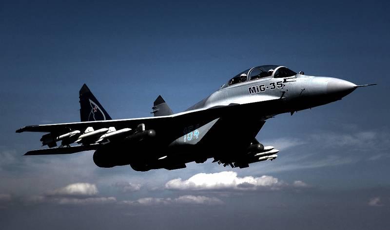 Комплекс испытаний МиГ-35 закончится в 2019 году