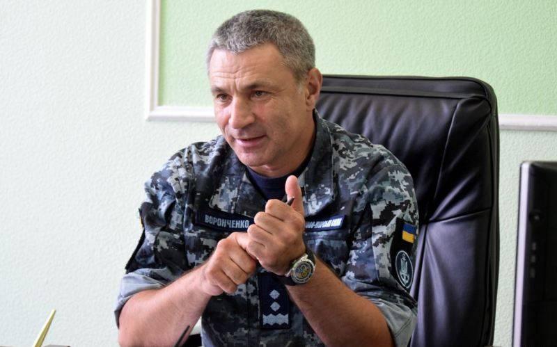 Командующий ВМС Украины пообещал освободить задержанные Россией корабли