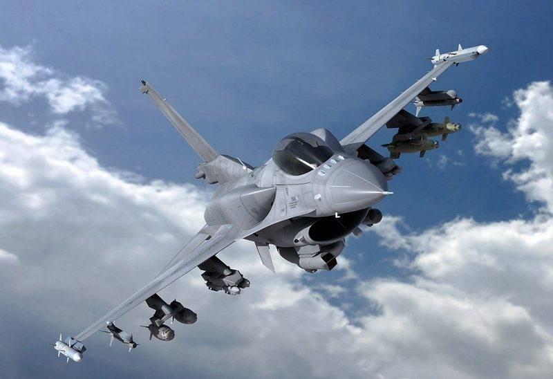 Тайваньские ВВС отказываются от F-35B в пользу F-16V Block 70