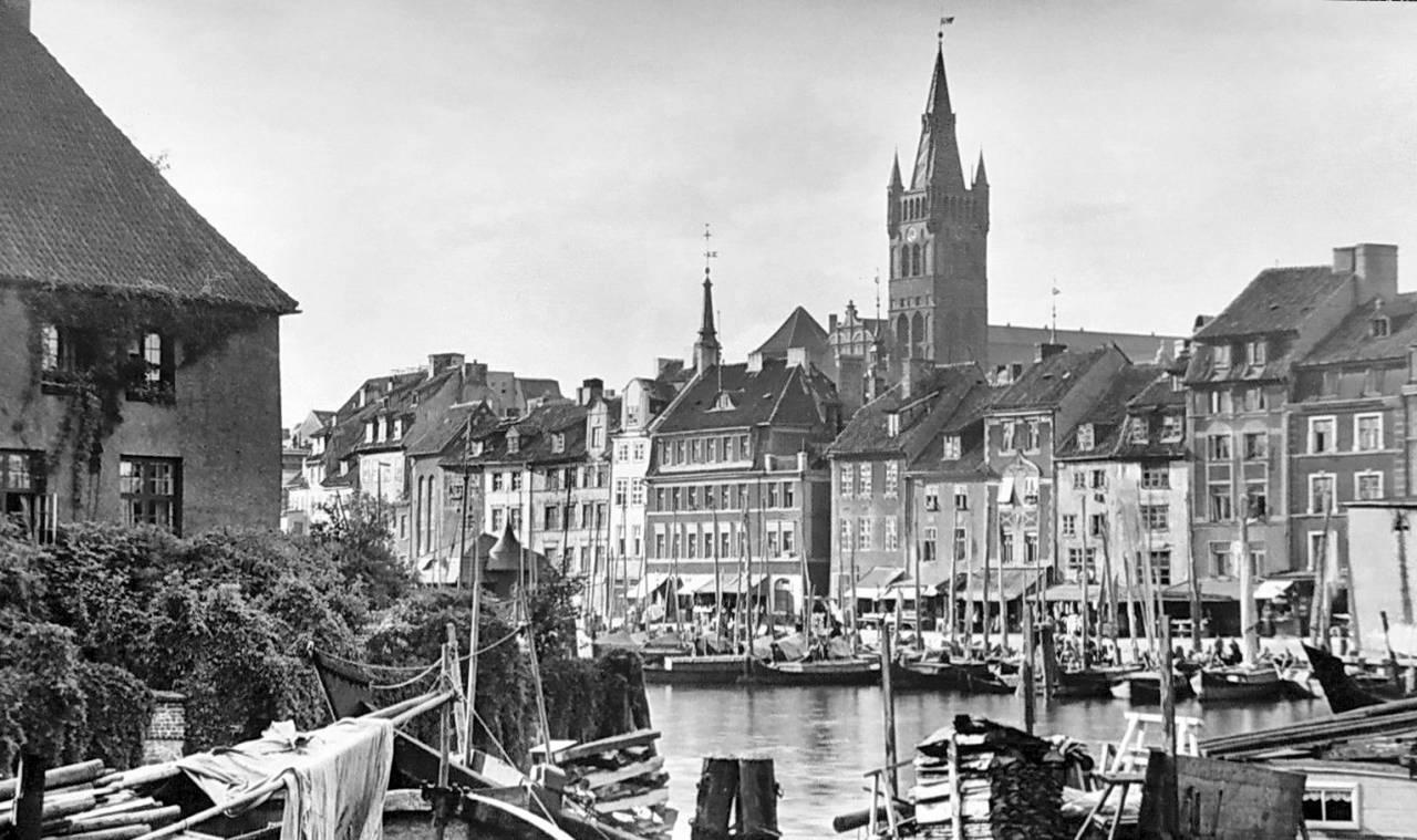 литья старый кенигсберг фото города стола