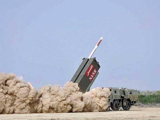 Ракетно-ядерный арсенал Пакистана. Когда у тебя всего один противник