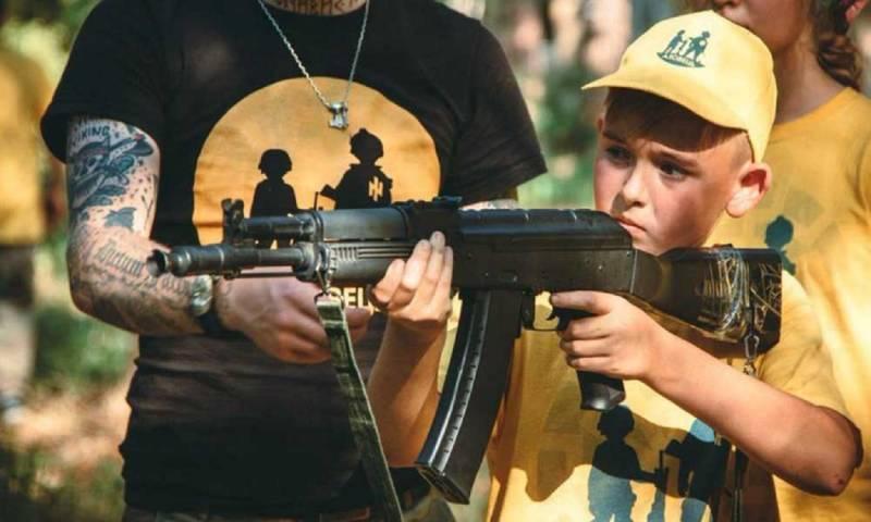 Мнение: Русские дети для украинской армии
