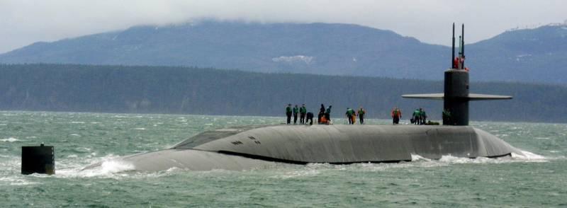 Ядерная дубинка американского флота (часть 7)