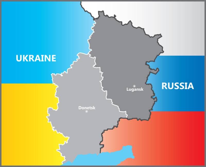 Мнение: Почему Донбасс вталкивают в Украину