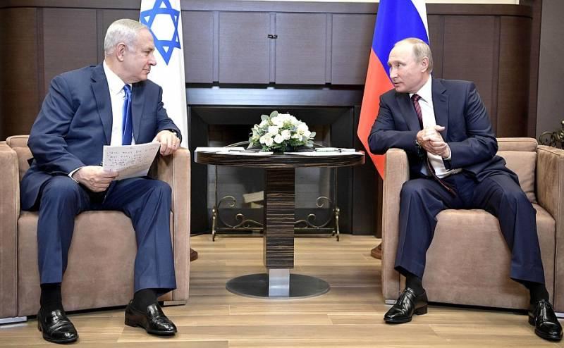 СМИ: Встреча Путина и Нетаньяху в Париже отменена по инициативе Кремля