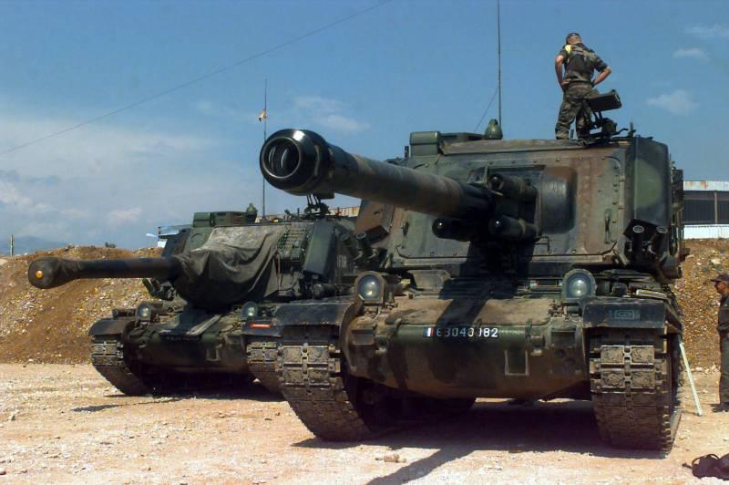 САУ CIFS проект для европейских армий