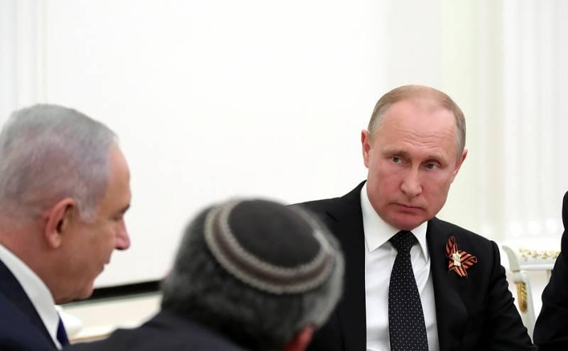 Израильские СМИ: Нетаньяху рассказал о глубоком кризисе в отношениях с Россией