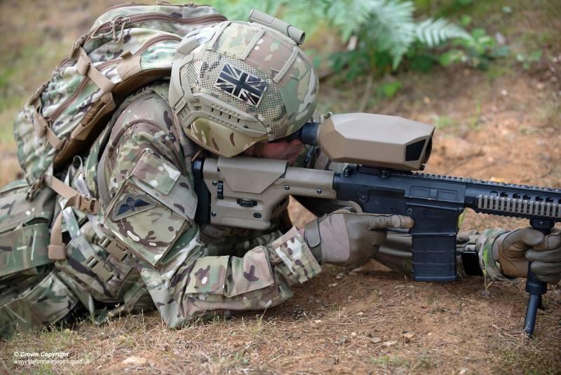 Современный универсальный солдат