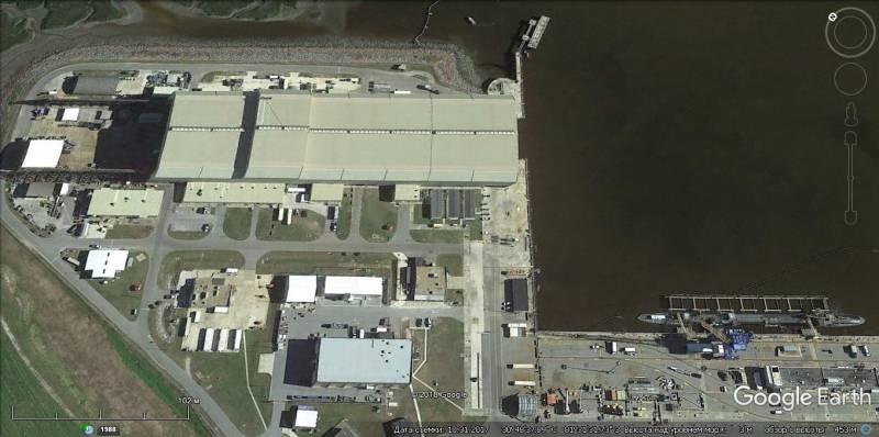 Ядерная дубинка американского флота (часть 9)