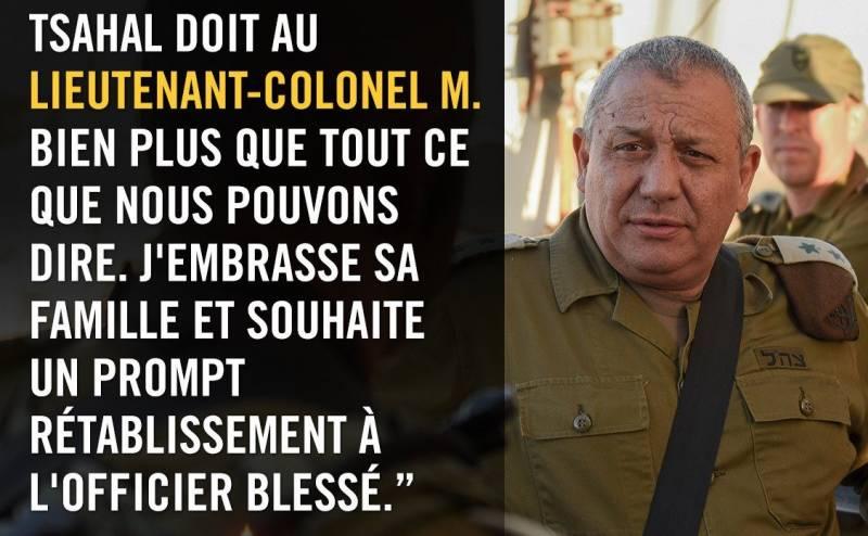 В ХАМАС рассказали, что делал погибший израильский подполковник в секторе Газа