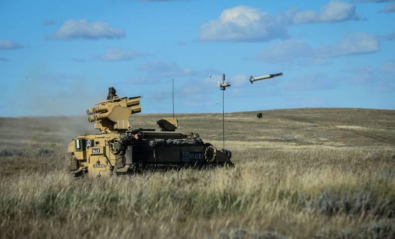 «Ручные» комплексы ПВО. Часть 9. ПЗРК Starstreak