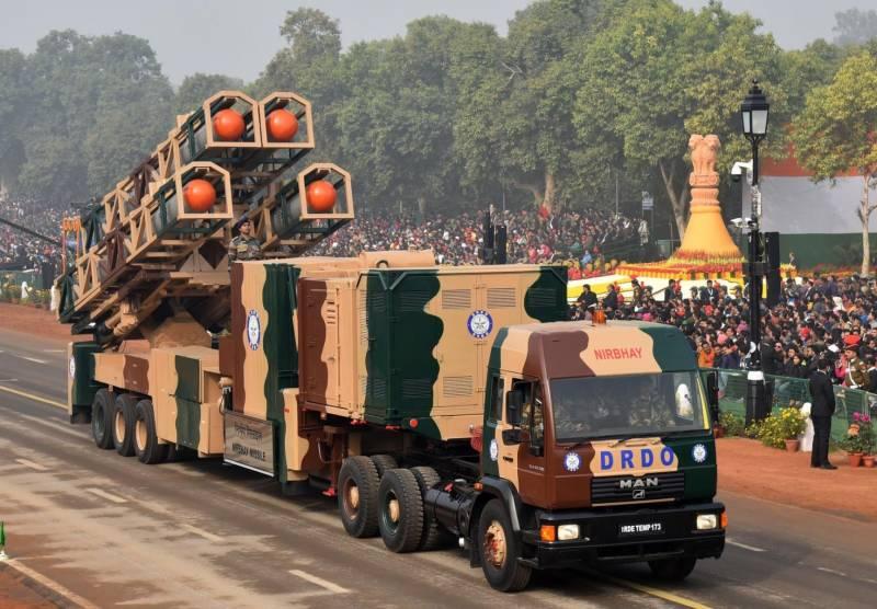 Индийская ядерная триада. Наземная и воздушная компоненты