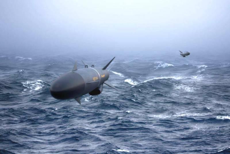 Шведская противокорабельная ракета RBS15
