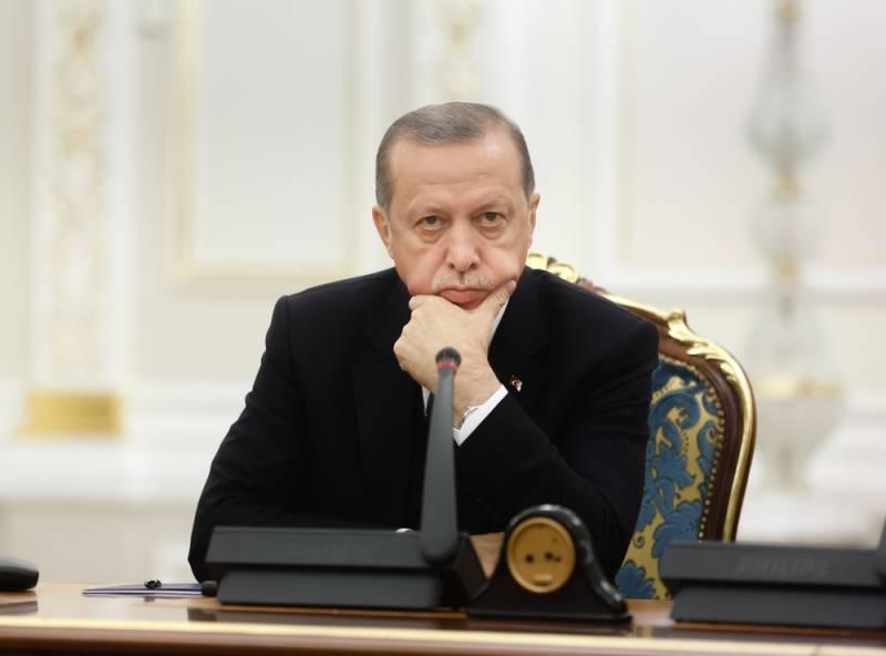 Эрдоган обвинил Сороса в спонсировании волнений в Анкаре