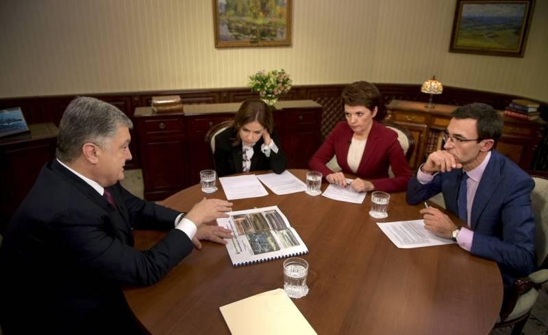 Порошенко: Украина находится под угрозой полномасштабной войны с РФ