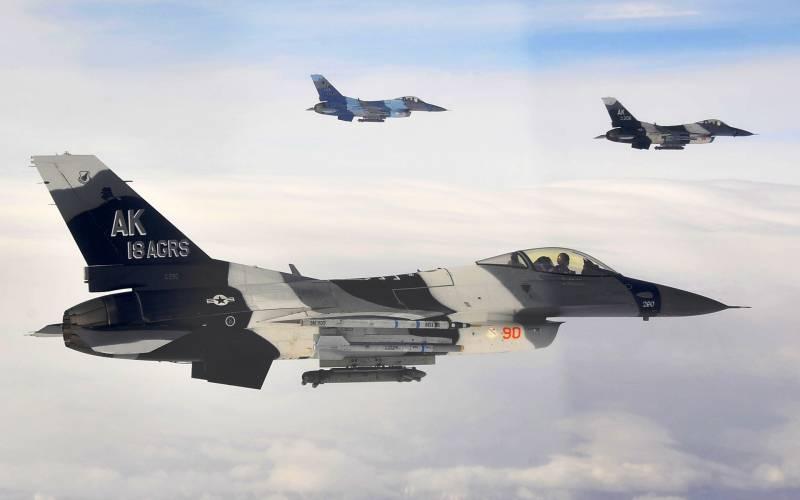 ВВС США решили отметиться по всему миру кровавой неделей?