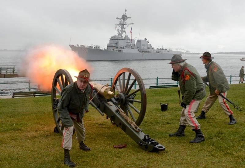 ВМС США получат очередной эсминец типа «Арли Бёрк»